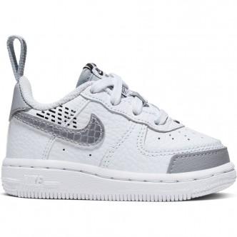 Nike Force 1 LV8 2 (TD) Bianco/Grigio CK0830-100