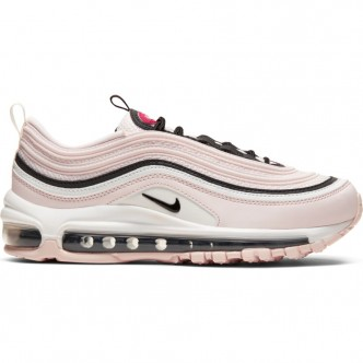 air max 97 bianche e rosa