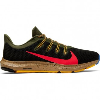 Nike Quest 2 SE Nero/Marrone CJ6185-003