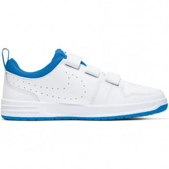 Nike Pico 5 Bianco/Azzurro CJ7199-103