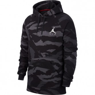 Jordan Jumpman Fleece Camo col. Antracite-Nero cod. CJ7772-060
