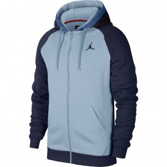 Jordan Air Fleece col. Blu/Celeste cod. BQ5649-451