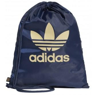 Adidas Gym Sack col. Blu-Oro cod. DV2389