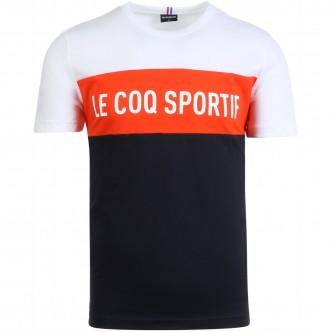Le Coq Sportif ESS Saison Tee Blu-Arancio 2010427