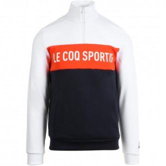 Le Coq Sportif ESS Saison Sweat Blu-Arancio 2010431