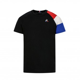 Le Coq Sportif BAT Tee Nero 1022198