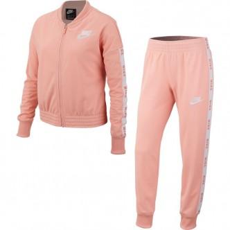 Nike Sportwear Tracksuit Rosa/Bianco BV2769-697