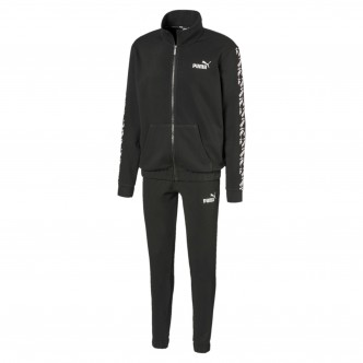 Puma Amplified Tracksuit TR Nero 582604-01