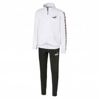 Puma Amplified Tracksuit TR Bianco 582604-02