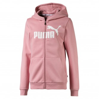 Puma Essentials Hooded Jacket Rosa 851760-14