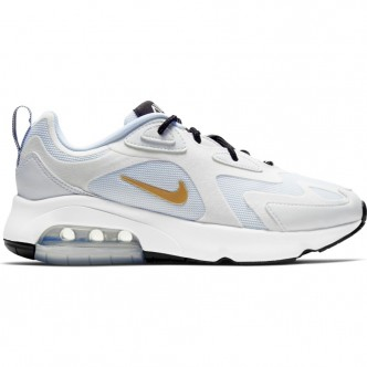 Nike Air Max 200 Bianco/Oro AT6175-102