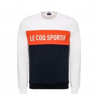 Le Coq Sportif ESS Saison Crew Sweat N1 Blu/Arancio 2010429
