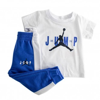 Jordan Set Bianco-Royal 656939-U89