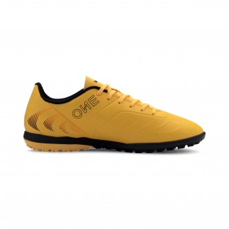 PUMA ONE 20.4 TT Giallo/Nero 105833-01