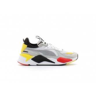 Puma RS-X Toys Bianco/Rosso/Giallo 369449-15