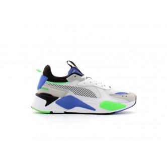 Puma RS-X Toys Bianco/Blu/Verde 369449-16
