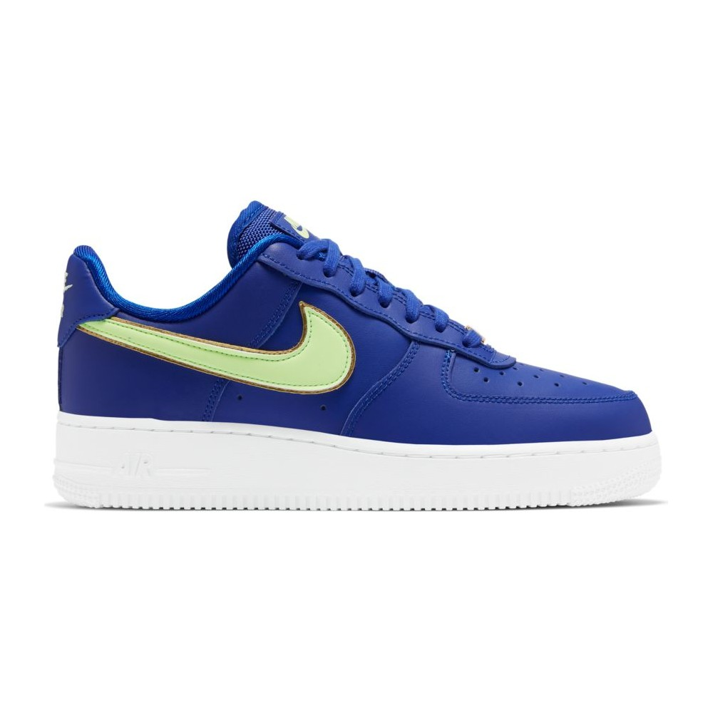 air force 1 donna blu