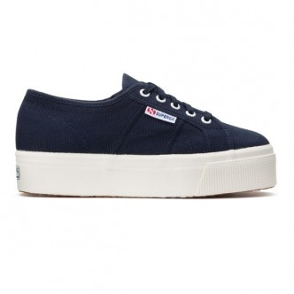 Superga 2790 COTW Up and Down Blu S0001L0-933