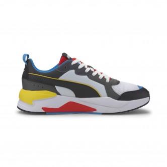 Puma X-Ray Bianco/Blu 372602-03