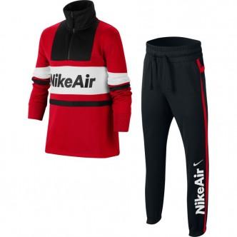 Nike Air Tracksuit Rosso-Nero CJ7859-657