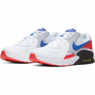 Nike Air Max Excee Bianco-Blu-Rosso-Giallo CD6894-101