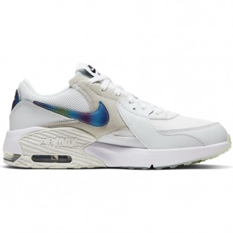 Nike Air Max Excee Bianco/Petrolio CD6894-103