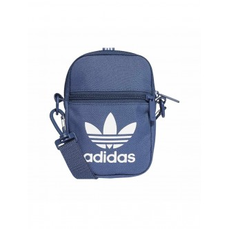 Adidas Borsello Trefoil Blu FL9663