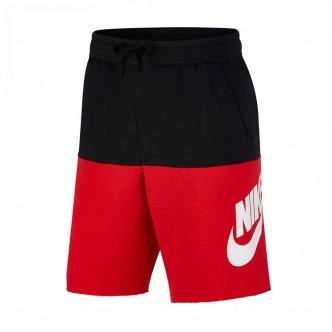 Nike Short Alumni Rosso/Nero CJ4352-011