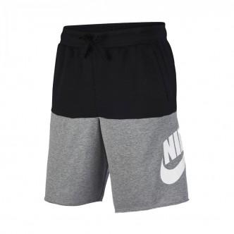 Nike Short Alumni Grigio/Nero CJ4352-013
