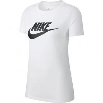Nike Tee Ess Icon Future Bianco/Nero BV6169-100