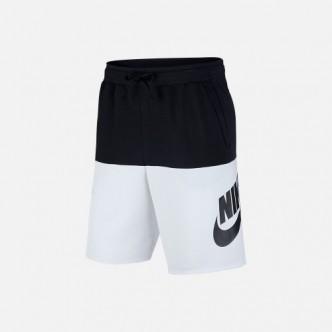 Nike Sportswear Short Nero/Bianco CJ4352-014