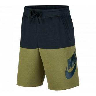 Nike Sportswear Short Nero/Verde CJ4352-375