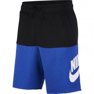 Nike Sportswear Short Nero/Blu CJ4352-010
