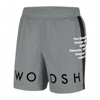 Nike Swoosh Short Woven Cemento CJ4904-073