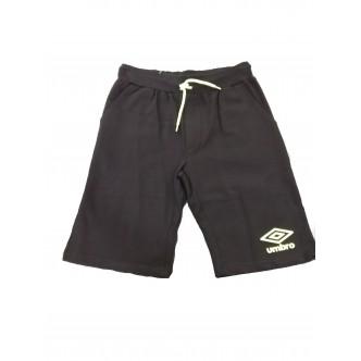 Umbro Shorts Nero/Bianco
