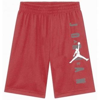 Jordan Short Vert Mesh Rosso/Bianco