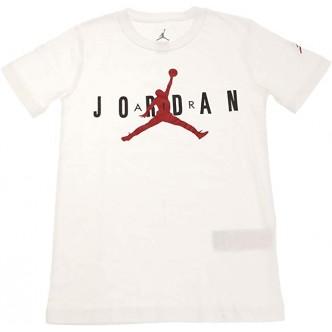 Air Jordan Brand Tee Bianco/Rosso