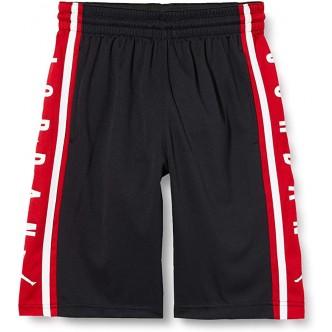 Jordan HBR Short Nero/Rosso/Bianco