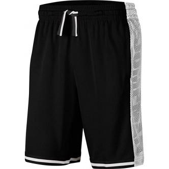 Air Jordan Textile Short Nero/Bianco CD4906-011