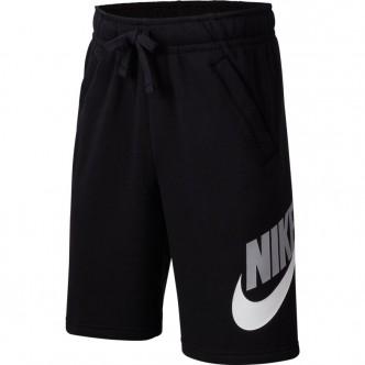 Nike Sportswear Club Fleece Nero/Bianco CK0509