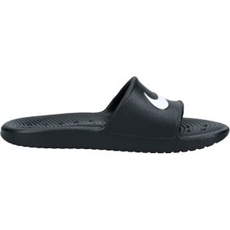 Nike Kawa Shower Slide Nero/Bianco