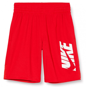 Nike HBR Short Rosso/Bianco