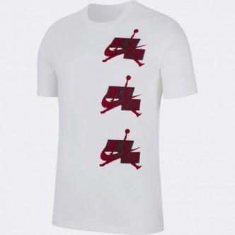 Jordan Classic Shirt Triple Bianca CN3323-100