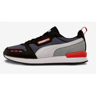 puma r78 castelrock nero/grigio/rosso