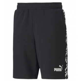 PUMA AMPLIFIED SHORTS NERO