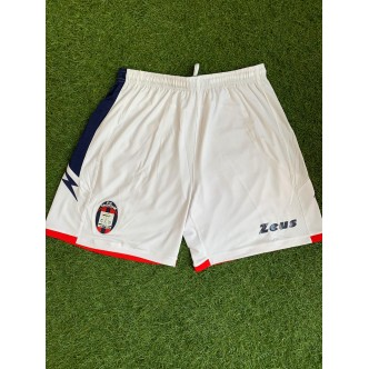 Pantaloncini Away F.C. Crotone Bianco 2019/2020