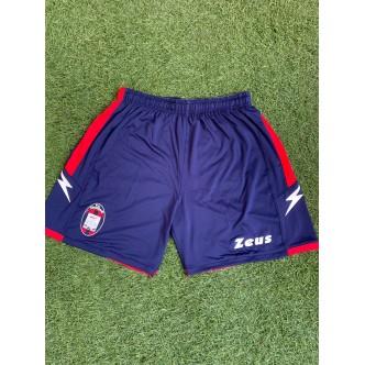 Pantaloncini Home F.C. Crotone Rosso-Blu 2019/2020