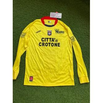 MAGLIA TRASFERTA FC CROTONE CALCIO.  STAGIONE 2009/2010. SERIE B