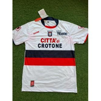 MAGLIA TRASFERTA FC CROTONE   CALCIO STAGIONE 2009/2010. SERIE B