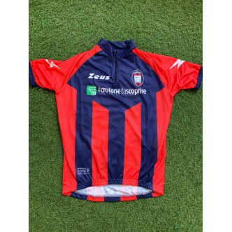 MAGLIA CELEBRATIVA FC CROTONE CALCIO DA CICLISTA.  GIRO D'ITALIA